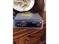 Bluetooth CD tuner/player/MP3 in dash receiver