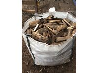 STOCK UP NOW!! Firewood Dumpy Bags for Sale In Thetford, Norfolk and Bury St Edmunds, Suffolk