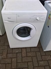 white Washing machine...Cheap free delivery
