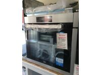 Beko intergrated single self cleaning oven. RRP £429. New/graded 12 month Gtee