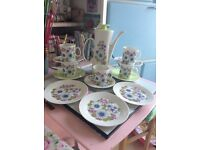 Vintage coffee/teaset