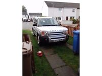 2007 Landrover Discovery 3 XS TDV6