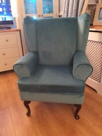 Brand new Wing back chair
