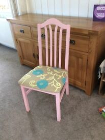 Dining / dressing chair