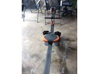 Bodysculpture rowing machine.