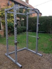 Powertec Power Rack (Delivery Available)