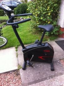 York Fitness Exercise Bike & Body Sculpture X Trainer