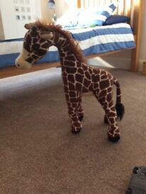 Children's toy giraffe for sale