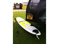 Naish Paddle Board
