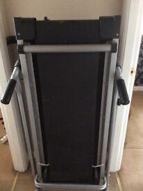 Folding Manual Treadmill