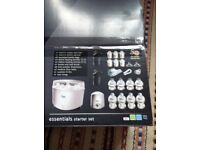 Tomme Tippee complete feeding system NEW