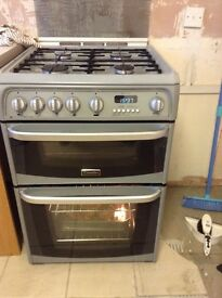 Cannon gas double oven for sale