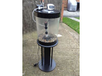 biOrb biube Aquarium, 35 Litre Black with stand