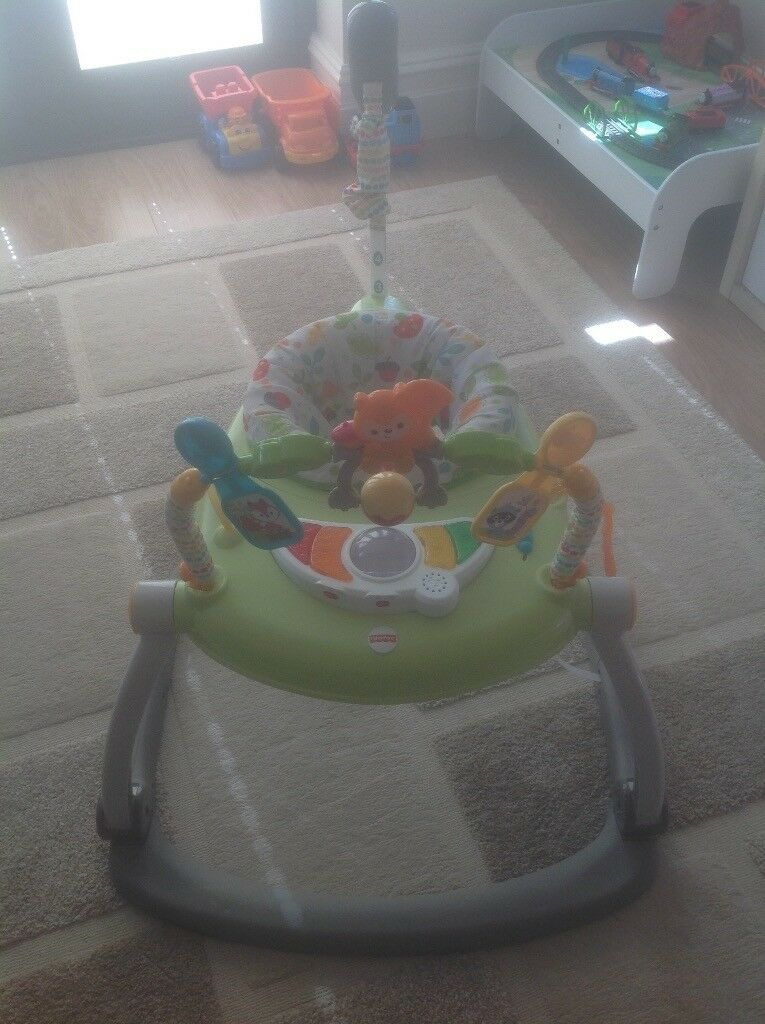 Jumperoo SpaceSaver model