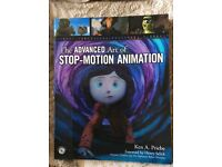 The Advanced Art of Stop-Motion Animation - NEW!