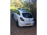 Vauhall Corsa limited edition 1.2
