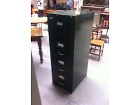 "Vintage ""Howdens"" filing Industrial cabinets"