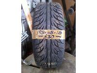 195-45-16 Hero Milanza 84V New Tyre