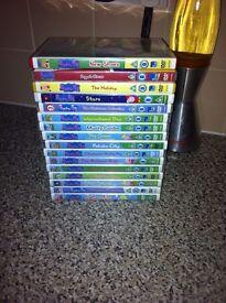 PEPPA PIG DVDS 207 episodes