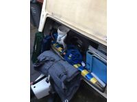 caravan 4 to 5 berth with full size awaning