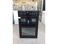 Beko KDC611K Electric Cooker with Ceramic Hob - Black #365983