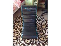 XRocker Curve Gamer Chair