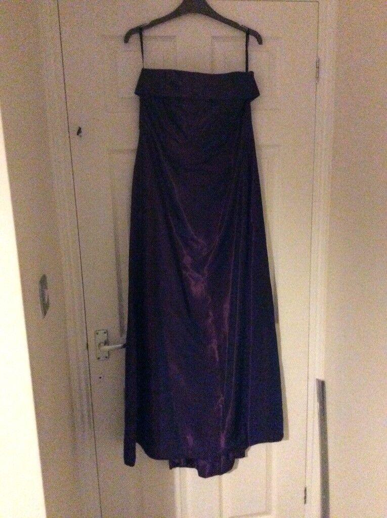 Monsoon size 14 evening dress