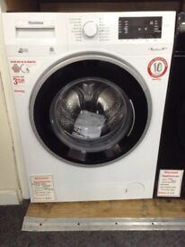 Blomberg 8kg 1400spin washing machine. RRP £349 new/graded 12 month Gtee