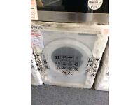 White washer dryer new in package 12 months gtee £299