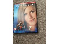 Friends DVD Series 7 Episodes 1-4