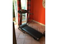 Treadmill (max weight approx 19st)
