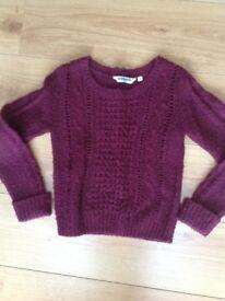 Girls' New Look jumper