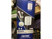 Triton 10.5kw electric shower