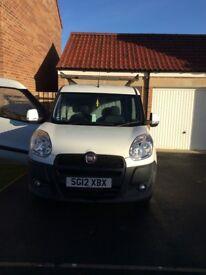Fiat Doblo 1.3 van for sale