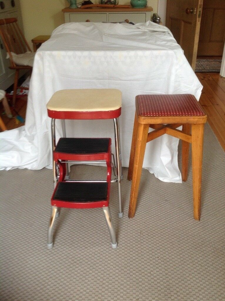 Fine Vintage Prestige Step Stool And Other Kitchen Stool In Portobello Edinburgh Gumtree Inzonedesignstudio Interior Chair Design Inzonedesignstudiocom