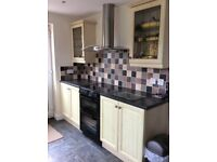 Kitchen wall and base cupboards