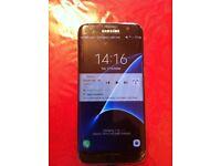 Quick sale Samsung S7 edge 32gb unlocked