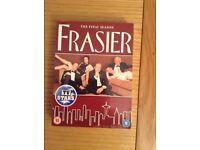 Frasier The Final Season DVD box set