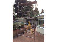 Builders tower