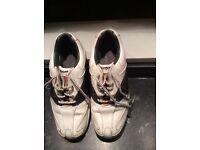 FootJoy kids golf shoes