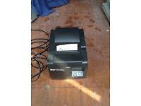 Star TSP100LAN/TSP143LAN futurePRNT iZettle-compatible Thermal Ethernet Printer