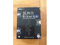 Black Adder box set