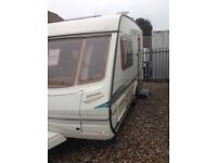 Abbey gts vogue 215 2003 2 berth