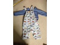 Baby boy clothes bundle 3-6 months. Most never worn, mainly from Next. 15 items.