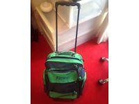 Blue & Green brand new Children's travel bag