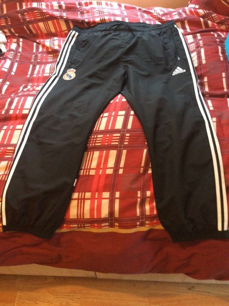 New ,Real Madrid adidas ,size 52/54,worth £40,now 70% off