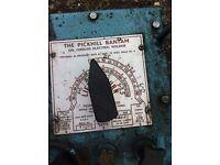 The Pickhill Bantam welder