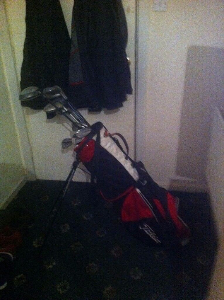Taylor made driver,brand new Taylor made putter E.T.C