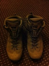 Asolo walking boots - Women's size 8.5