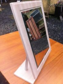 Brand new, never used quality modern dressing table mirror